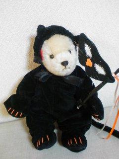 黒猫ベアそしてマスカレード