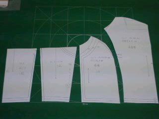 ティンカーベルの型紙