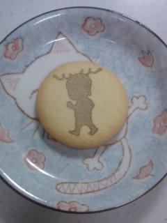 せんとくんのクッキー