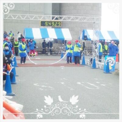 2/4浦安マラソンとか